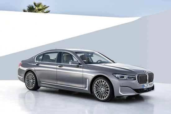 The most expensive configuration on the BMW 7 series. It costs 20,000 euros